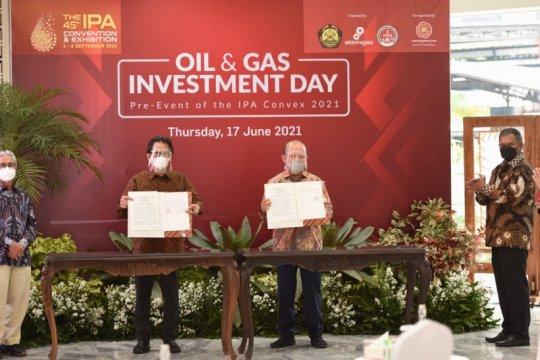 Pupuk Indonesia teken MoU jual beli gas untuk pabrik di Papua Barat