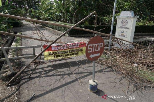 "Puluhan warganya terpapar COVID-19, satu desa di Purbalingga ""lockdown"""