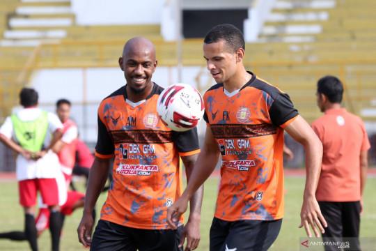 Paulo Henrique berharap bisa tampil maksimal di kompetisi Liga 1