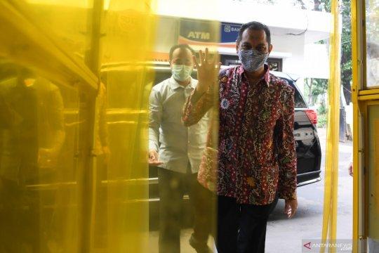 Pimpinan KPK penuhi panggilan Komnas HAM