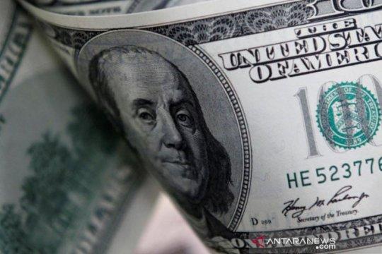 Dolar melonjak setelah Fed menarik kenaikan suku bunga ke 2023