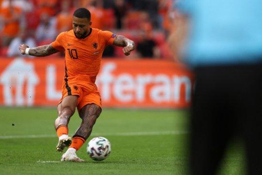 Belanda sementara ungguli Austria 1-0