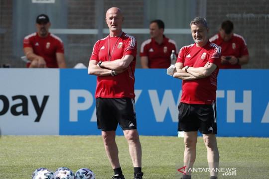 Pelatih Hongaria akui perbedaan besar antara skuadnya dengan Prancis