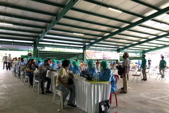 Yogyakarta pasang target selesaikan vaksinasi COVID-19 Agustus