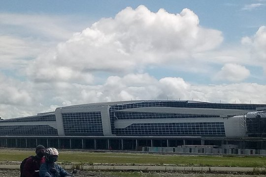 Terminal baru Bandara Timika mampu tampung 4.000 penumpang