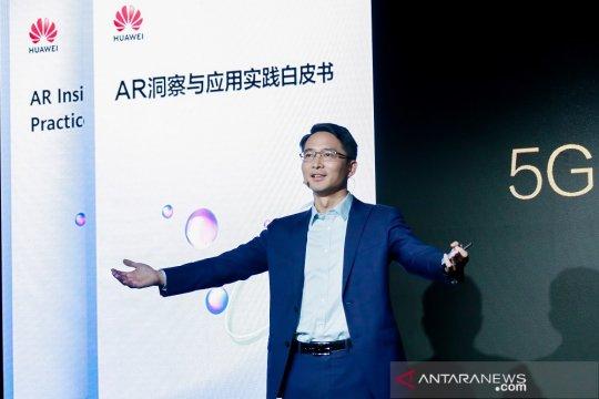 Huawei sebut efisiensi AR dan 5G dorong ekosistem teknologi mutakhir