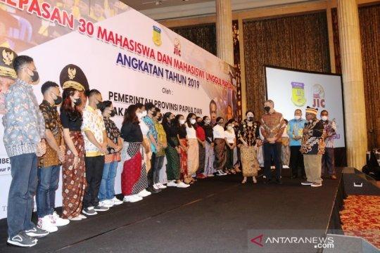 Pemprov Papua kirim 30 mahasiswa OAP ke AS