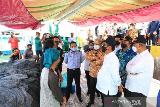 Menteri Kelautan minta sinergi pemda perhatikan pelabuhan perikanan