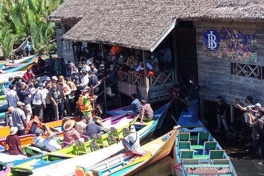 Sandiaga Uno perkenalkan Geopark Rammang Rammang Indonesia ke dunia