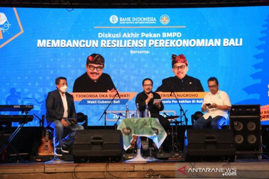 Wagub Bali minta masyarakat optimis pariwisata dapat tumbuh