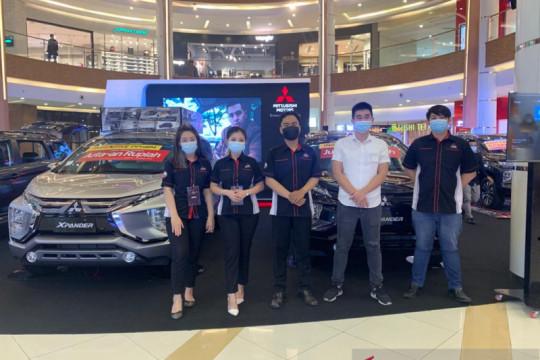 """MMKSI kenalkan dua Xpander baru di """"Supermarket Exhibition"""" Bekasi"""