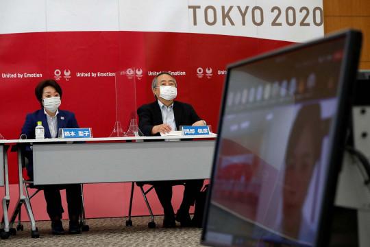 Panitia Olimpiade Tokyo gelar rapat 21 Juni bahas regulasi penonton