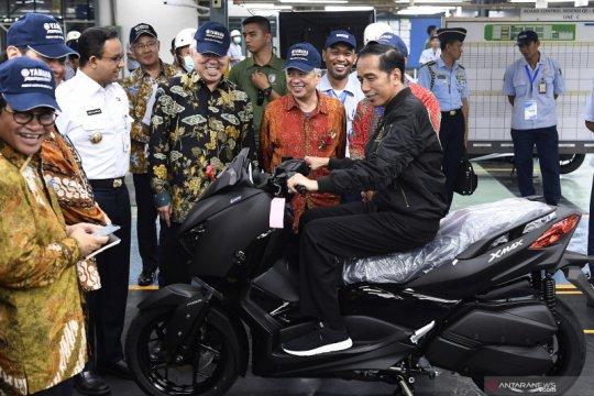 AISI: Pasar sepeda motor domestik ditaksir tembus 4,6 juta unit