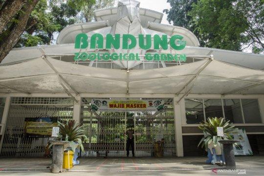Lokasi wisata Bandung Raya ditutup akibat COVID-19