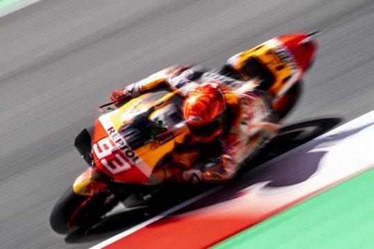 """Marquez tercepat di FP1 GP Jerman, tanda-tanda dia """"comeback""""?"""