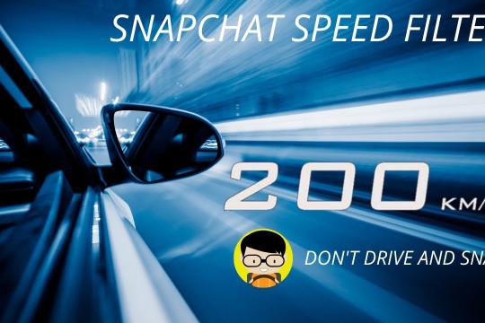 "Snap resmi hapus filter kontroversinya ""speed filter"""