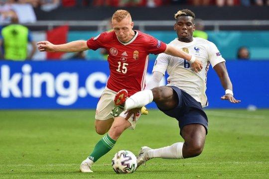 Kleinheisler 'star of the match', Prancis diejek Lizarazu