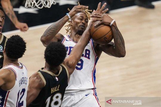 Playoff NBA : Sixers menangi gim keenam atas Hawks