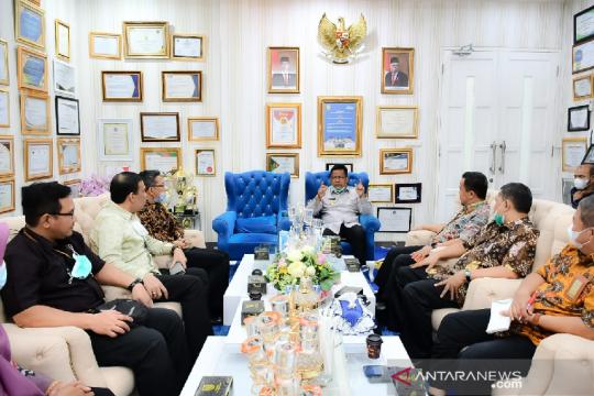 Banda Aceh-Pos Indonesia jajaki kerja sama digitalisasi promosi UMKM