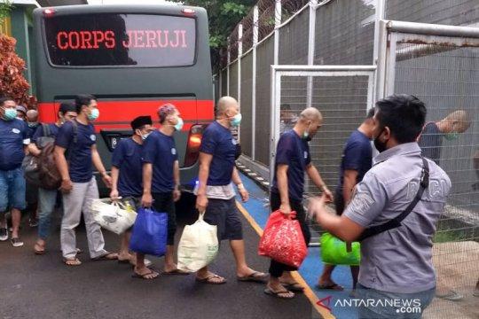 Kemenkumham pindahkan narapidana bandar narkoba ke Nusakambangan