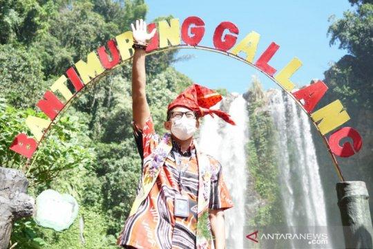 Menparekraf: Desa Pao Gowa salah satu penerima Anugerah Desa Wisata