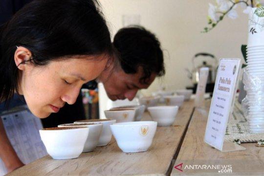 Gandeng pakar cita rasa, KJRI Chicago perkenalkan kopi Indonesia