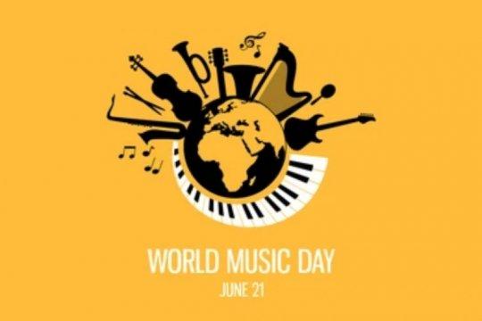 Hari Musik Sedunia 21 Juni dan sejarahnya
