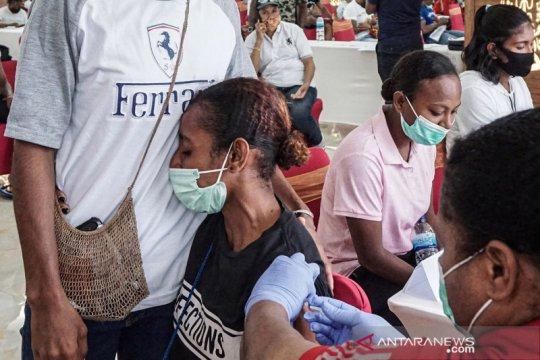 KONI Papua gelar vaksinasi bagi atlet PON XX