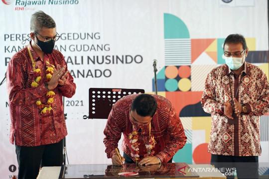 Perkuat bisnis ritel, RNI Group resmikan kantor dan gudang di Manado