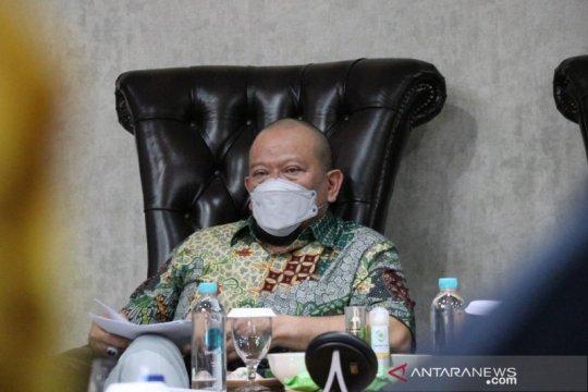 La Nyalla minta Polri usut tuntas kasus jurnalis ditembak di Sumut