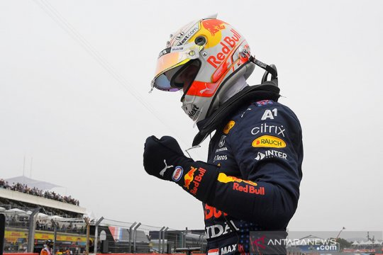 Verstappen rebut pole position Grand Prix Prancis