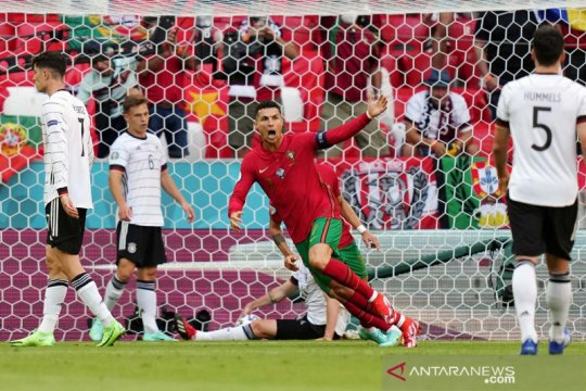 Preview Euro 2020: Portugal vs Prancis