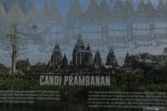 Taman Wisata Candi Prambanan ditutup sementara