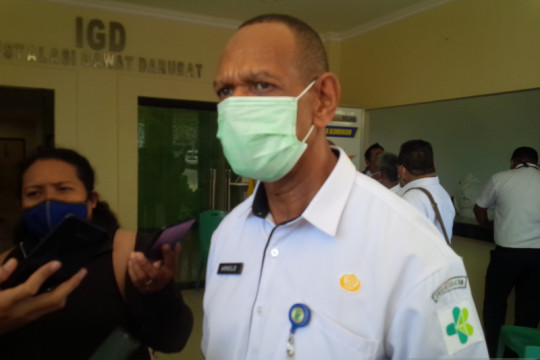 Papua Barat catat rekor tambahan 602 kasus positif COVID-19