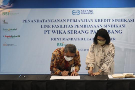 BSI pimpin pembiayaan sindikasi syariah Tol Serang Panimbang Rp1,8 T