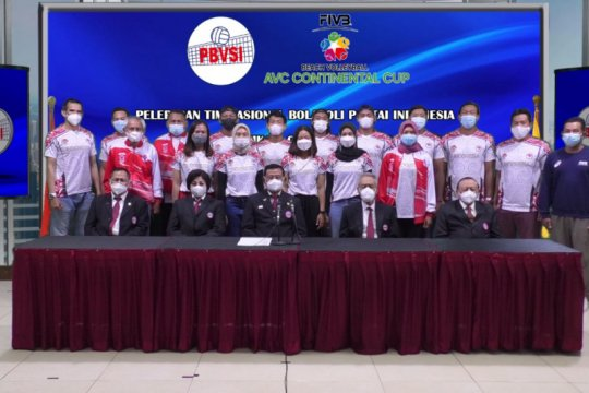 Timnas voli pantai siap berlaga pada kualifikasi Olimpiade di Thailand