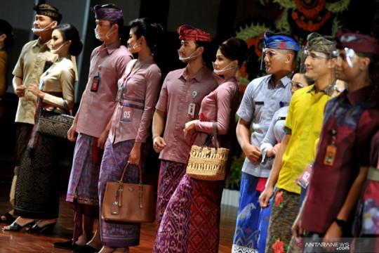 Gaet pasar dunia, busana kain tradisional perlu berselera global