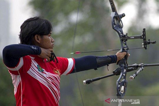 Panahan Indonesia rebut tambahan tiket Olimpiade Tokyo di Paris