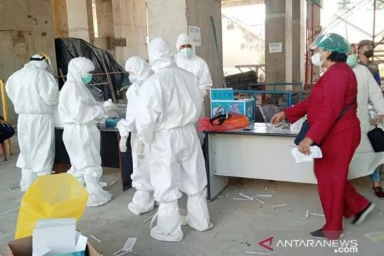 Pemkot Makassar kirim spesimen COVID-19 ke Jakarta, dicurigai varian baru