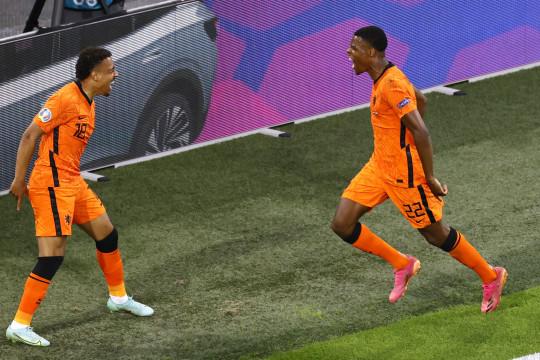 Susunan pemain Belanda vs Makedonia Utara: empat pemain diganti
