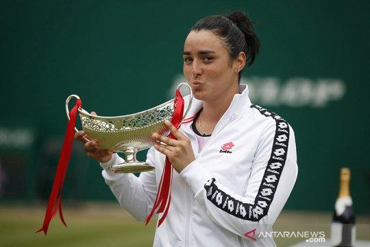 Ons Jabeur menjadi petenis putri Arab pertama yang menyabet gelar WTA