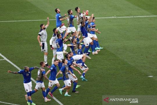Ringkasan Grup A: Italia dan Wales lolos, Swiss berpeluang menyusul