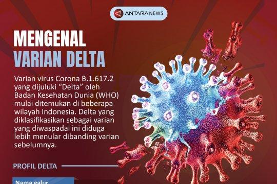 Mengenal varian Delta