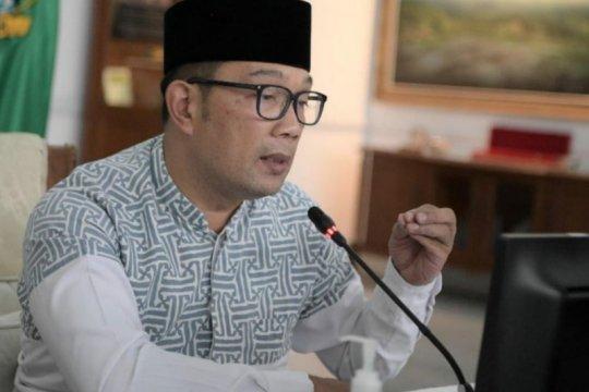 Ridwan Kamil: Varian COVID Delta ditemukan di Depok-Karawang