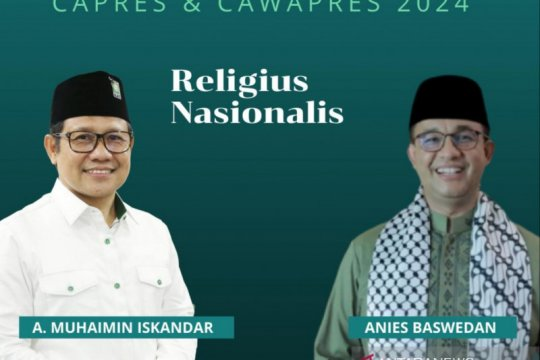 Nasim Khan wacanakan duet Cak Imin dan Anies pada Pilpres 2024