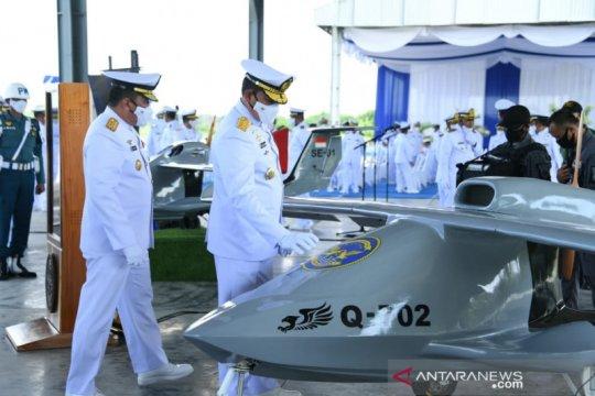 Kasal: TNI AL pertajam kekuatan pesawat udara tanpa awak