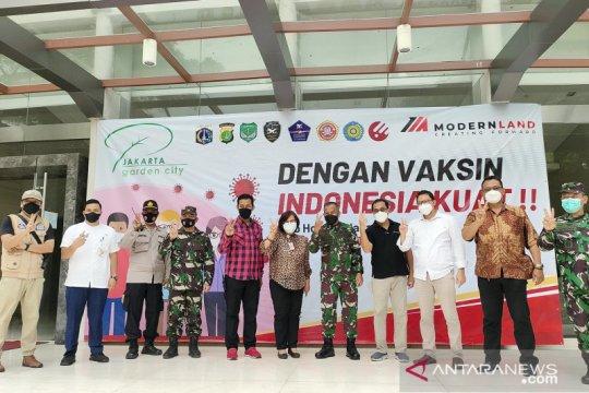 Garden City sasar 2.000 warga Cakung Timur untuk vaksinasi