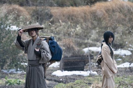 """Dua film terakhir """"Rurouni Kenshin"""" pecahkan rekor box office Jepang"""