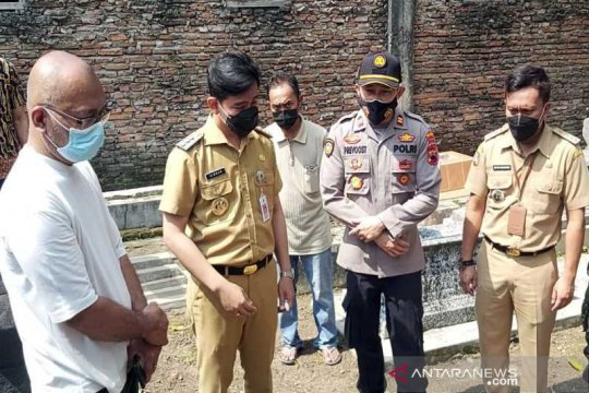Gibran: Pelaku perusakan makam di Solo tetap diproses hukum