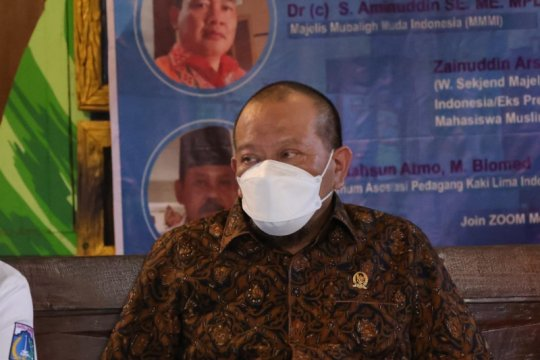 Ketua DPD minta Pemda atur lokasi penjualan hewan kurban